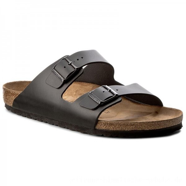 Birkenstock Pantoletten Arizona Bs 0051191 Black [Outlet]