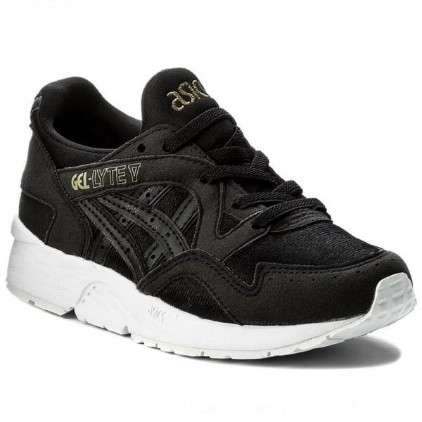 Asics Sneakers TIGER Gel-Lyte V Ps C540N Black/Black 9086 [Outlet]