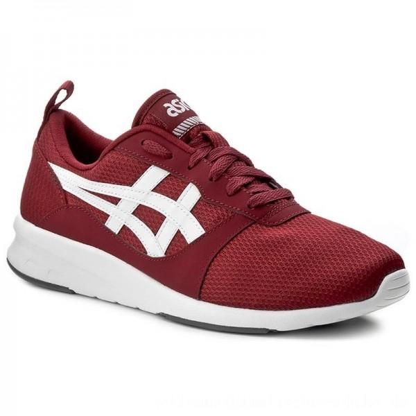 Asics Sneakers TIGER Lyte-Jogger H7G1N Burgundy/White 2601 [Outlet]