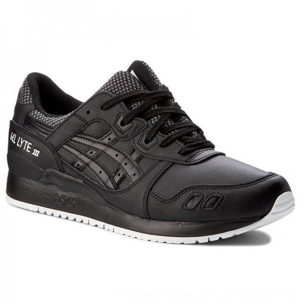 Asics Sneakers TIGER Gel-Lyte III HL701 Black 9090 [Outlet]