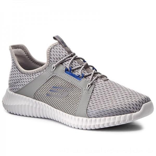 Skechers Schuhe Elite Flex 52640/GYBL Grey/Blue [Outlet]