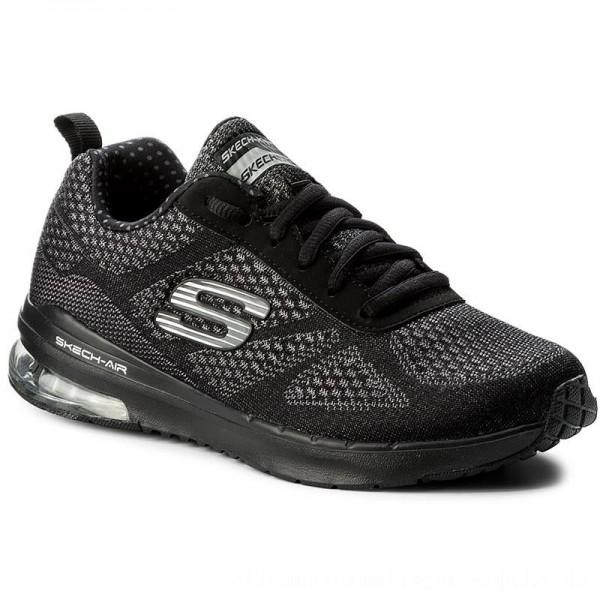 Skechers Schuhe Skech-Air Infinity 12111/BBK Black [Outlet]