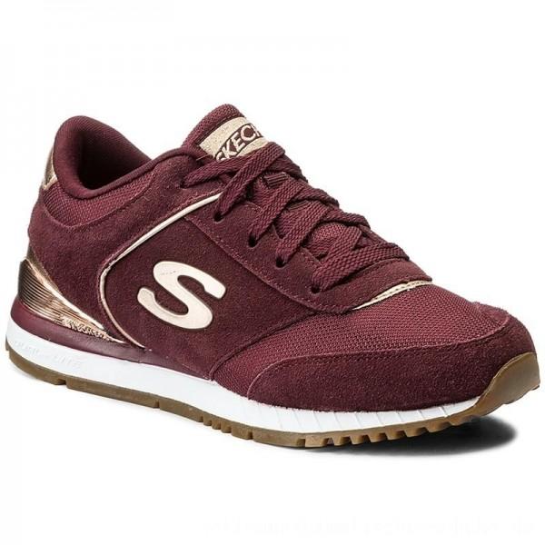 Skechers Sneakers Revival 910/BURG Burgundy [Outlet]