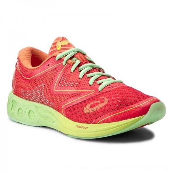 Asics Schuhe Noosa Ff T772N Diva Pink/Paradise Green/Melon 2087 [Sale]