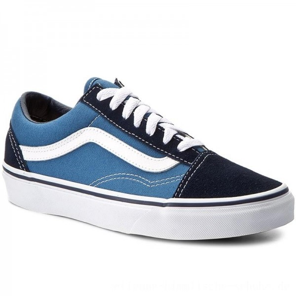 Vans Turnschuhe Old Skool VN000D3HNVY Navy [Outlet]
