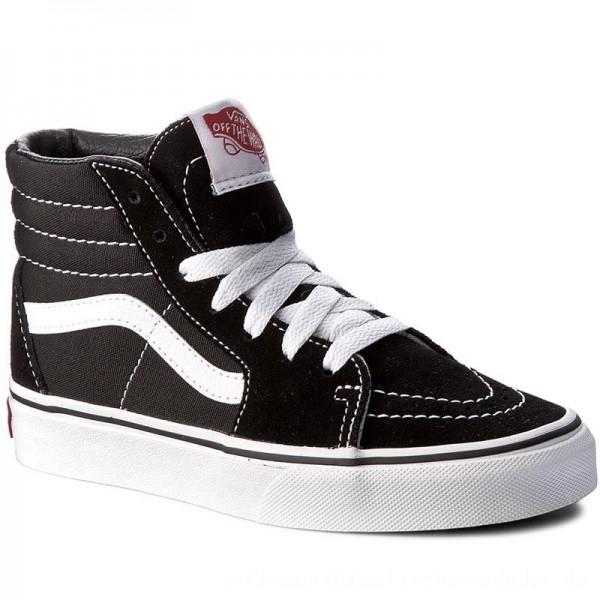 Vans Sneakers Sk8-Hi Vn000D5F6BT Black/True White [Outlet]