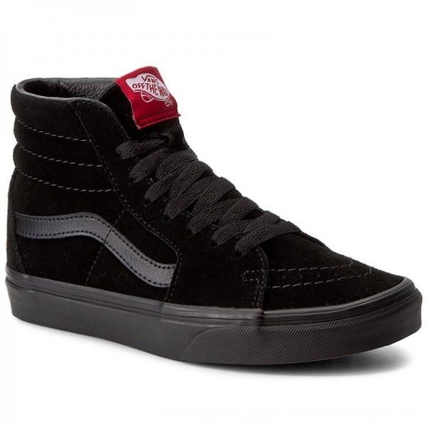 Vans Sneakers Sk8-Hi VN000D5IBKA Black/Black [Sale]