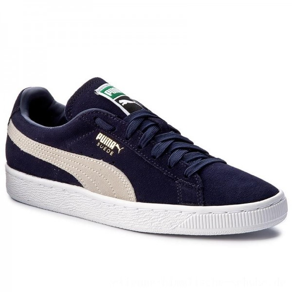 Puma Sneakers Suede Classic + 3565568 51 Peacoat/white [Outlet]