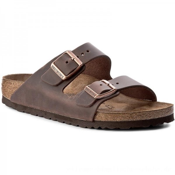 Birkenstock Pantoletten Arizona BS 0052533 Habana [Outlet]