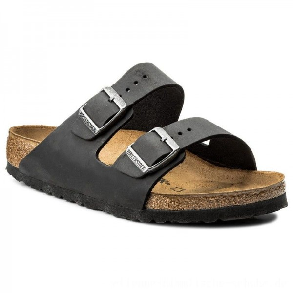 [BLACK FRIDAY] Birkenstock Pantoletten Arizona Bs 0552111 Black