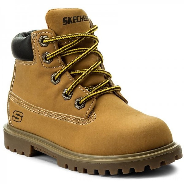 Skechers Trapperschuhe Bunkhouse 93158L/WTN Wheat [Outlet]
