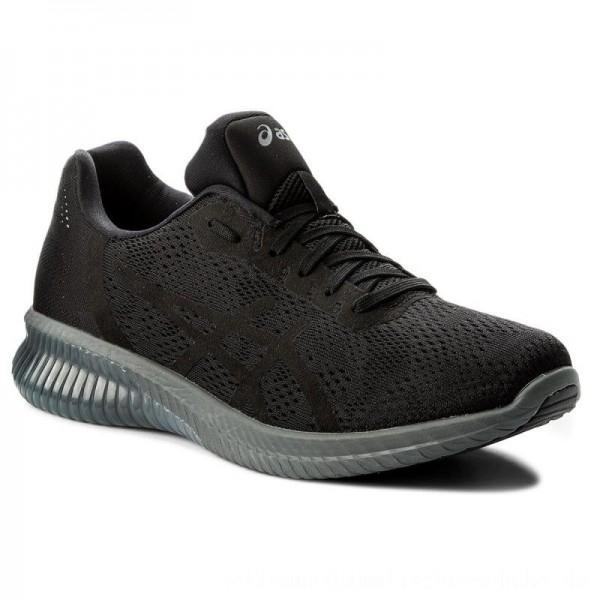 Asics Schuhe Gel-Kenun Mx T838N Black/Black/Carbon 9090 [Outlet]