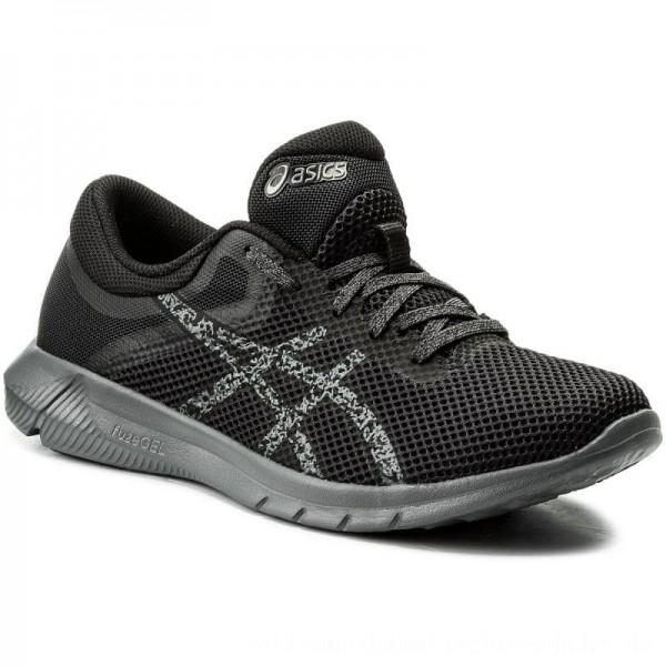 Asics Schuhe Nitrofuze 2 T7E3N Carbon/Black/Carbon 9790 [Outlet]