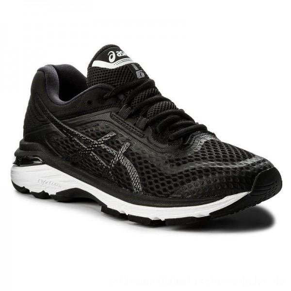 Asics Schuhe GT-2000 6 T855N Black/White/Carbon 9001 [Outlet]