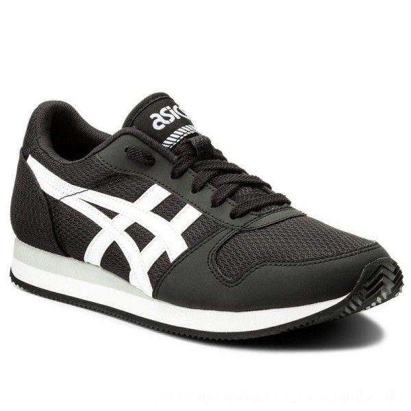 Asics Sneakers TIGER Curreo II HN7A0 Black/White 9001 [Outlet]