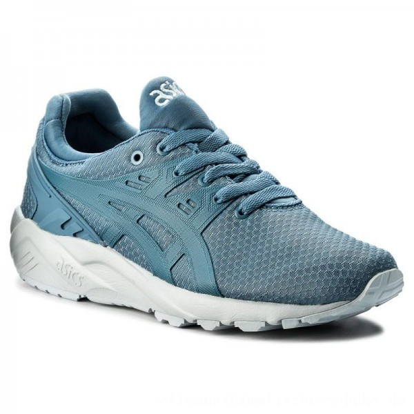 Asics Sneakers TIGER Gel-Kayano Trainer Evo H821N Provincial Blue/Provincial Blue 4242