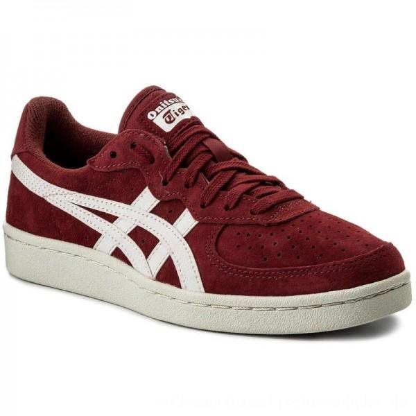 Asics Sneakers ONITSUKA TIGER Gsm D5K1L Burgundy/Vaporous Grey 2690 [Outlet]
