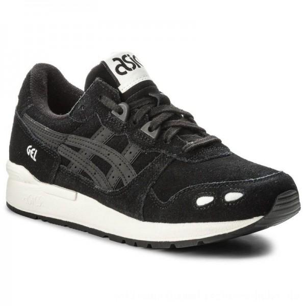 Asics Sneakers TIGER Gel-Lite H8G2L Black 9090 [Sale]