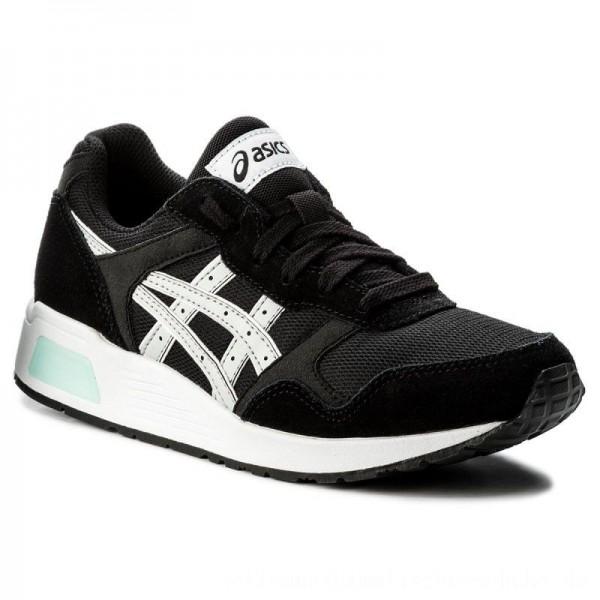 Asics Sneakers Lyte-Trainer H8K2L Black/Glacier Grey 9096