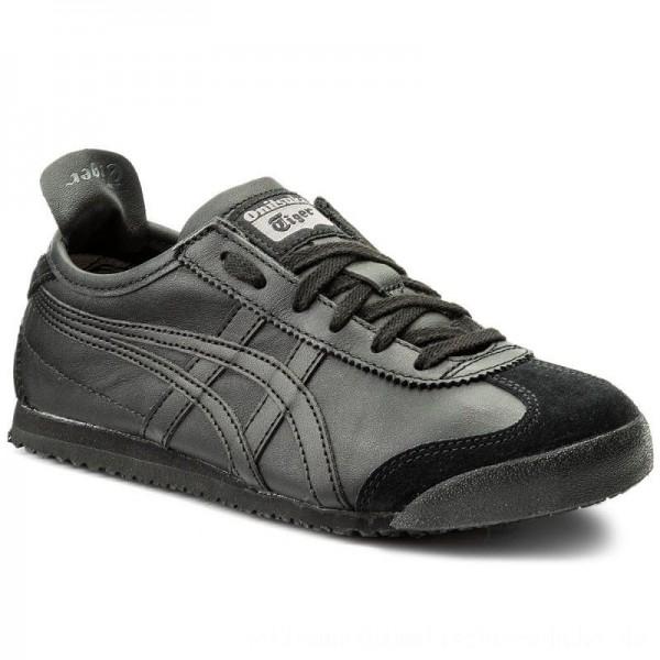 Asics Sneakers ONITSUKA TIGER Mexico 66 D4J2L Black/Black 9090