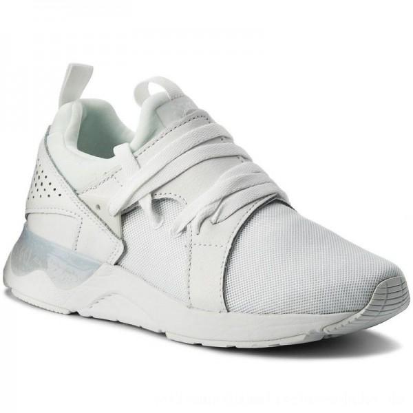 Asics Sneakers TIGER Gel-Lyte V Sanze H8H4L White/White 0101 [Outlet]