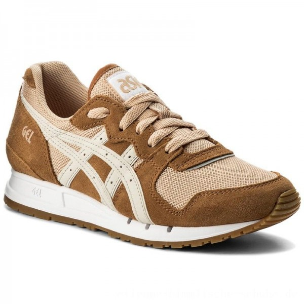 Asics Sneakers TIGER Gel-Movimentum H877N Amberlight/Birch 1702 [Outlet]