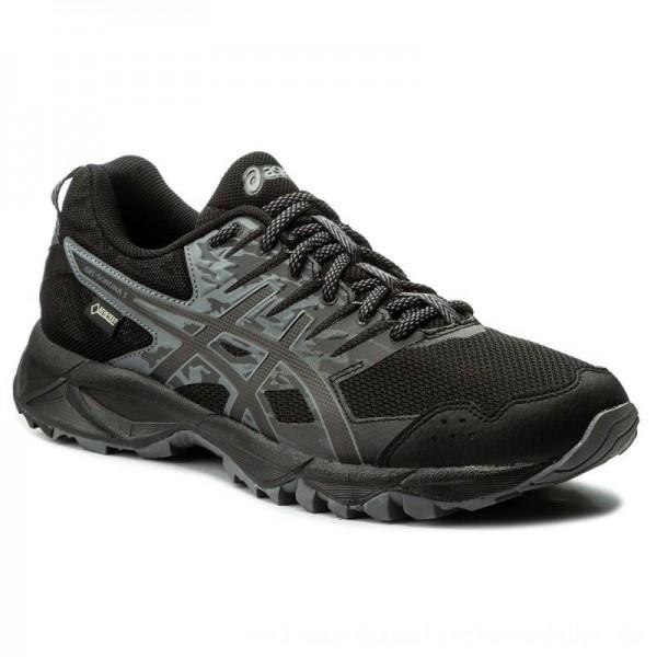 Asics Schuhe Gel-Sonoma 3 G-Tx GORE-TEX T727N Black/Onyx/Carbon 9099 1