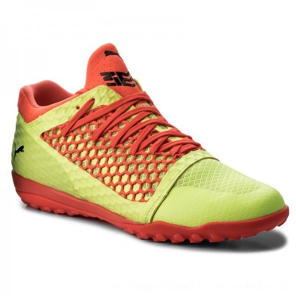 Puma Schuhe 365 NetFit St 104475 05 Yellow/Red/Black [Outlet]