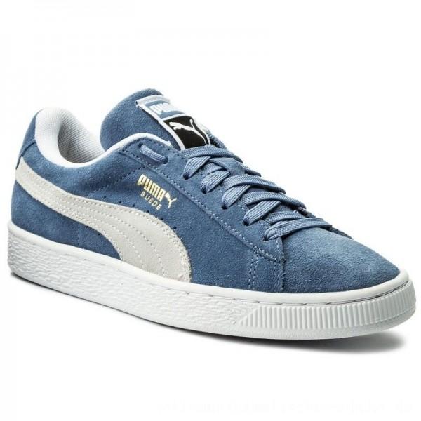 Puma Sneakers Suede Classic 365347 03 Infinity/Puma White [Sale]