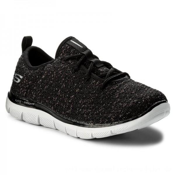 Skechers Schuhe Bold Move 81673L/BKRG Black/Rose Gold