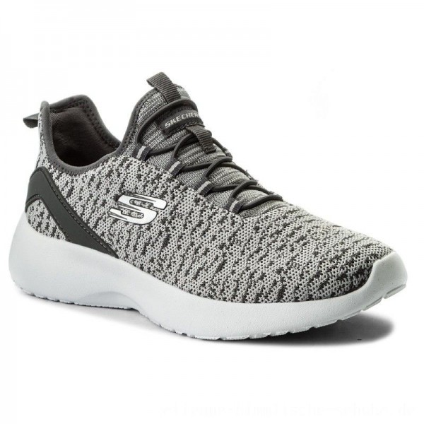 Skechers Schuhe Fleetly 12118/GRY Gray [Outlet]