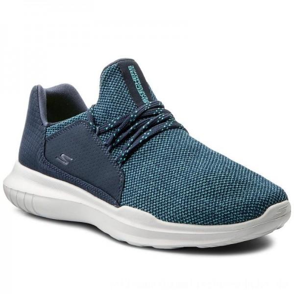 Skechers Schuhe Verve 14813/NVTL Navy/Teal [Outlet]