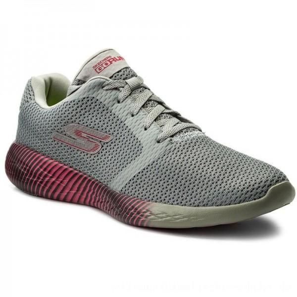 Skechers Schuhe Go Run 600 15067/CCPK Charcoal/Pink