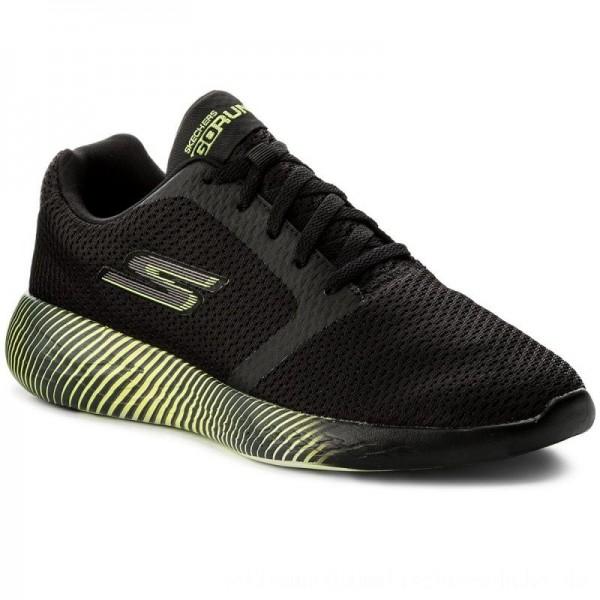 Skechers Schuhe Go Run 600 55067/BKLM Black/Lime [Outlet]