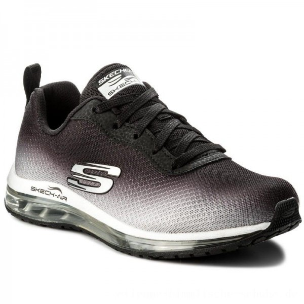 Skechers Schuhe Skech-Air Element 12640/BKW Black/White [Outlet]