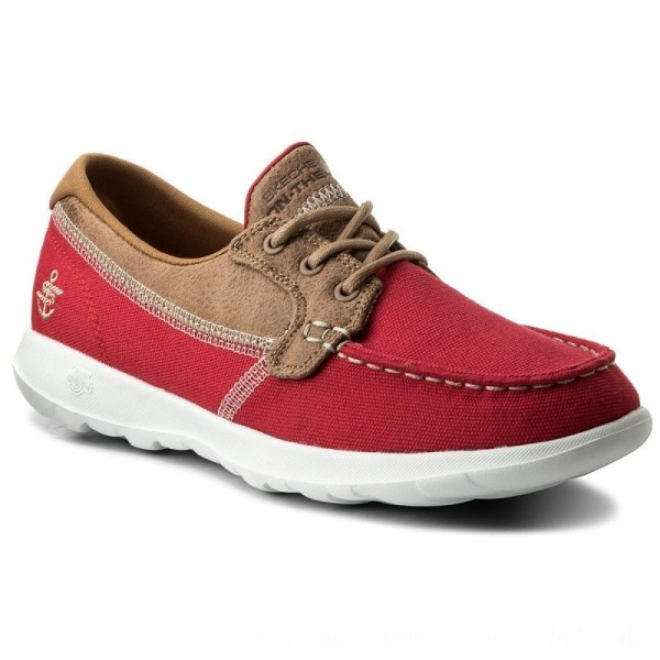 Skechers Halbschuhe Coral 15430/RED Red [Outlet]