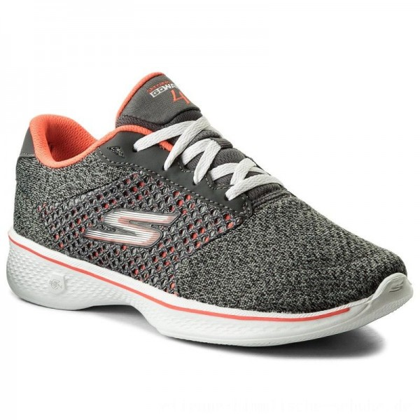 Skechers Schuhe Exceed 14146/CCCL Charcoal/Coral
