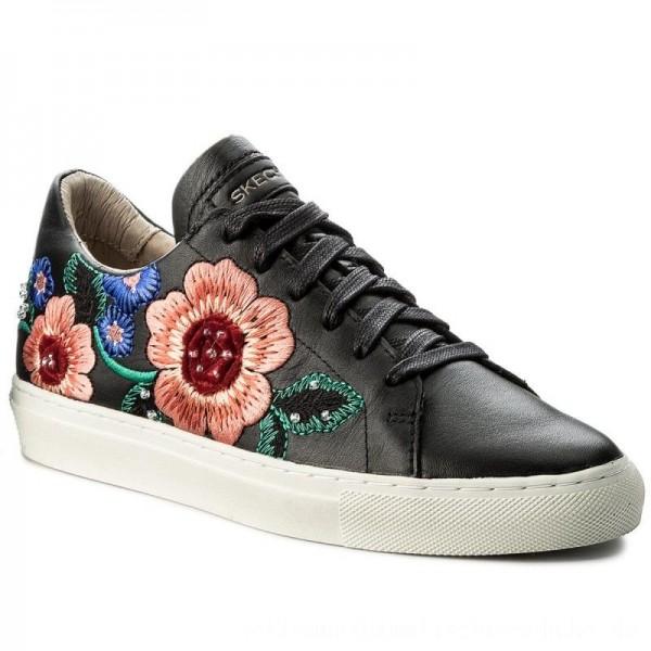 Skechers Sneakers Flor 48876/BLK Black