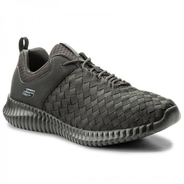 Skechers Schuhe Belser 52864/BBK Black