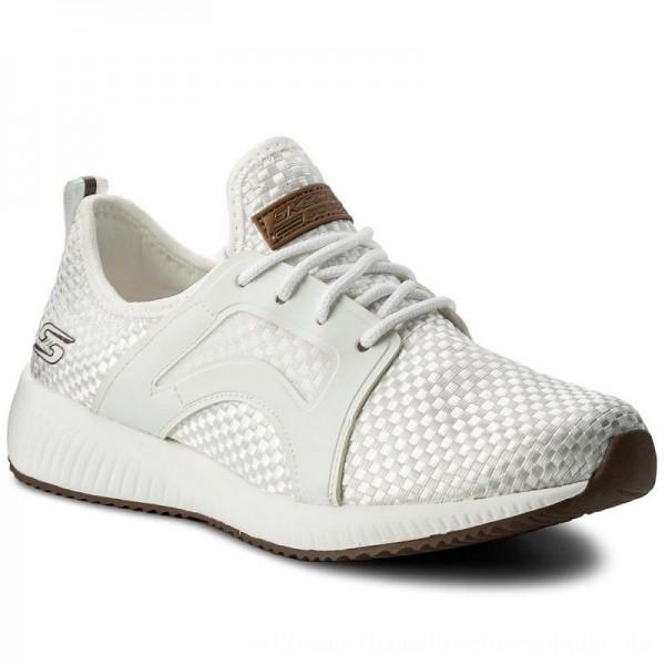Skechers Schuhe BOBS SPORT Insta Cool 31365/WHT White [Outlet]