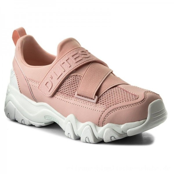 Skechers Sneakers Fast Look 88888016/LTPK Light Pink [Outlet]