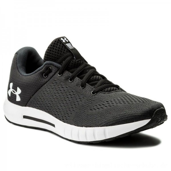 [BLACK FRIDAY] Under Armour Schuhe Ua W Micro G Pursuit 3000101-100 Gry
