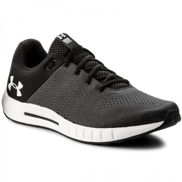 [BLACK FRIDAY] Under Armour Schuhe Ua Micro G Pursuit 3000011-102 Gry