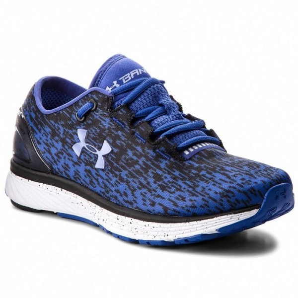 [BLACK FRIDAY] Under Armour Schuhe Ua W Charged Bandit 3 Ombre 3020120-500 Blu