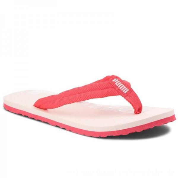 Puma Zehentrenner Epic Flip V2 Jr 360288 14 Pearl/Paradise Pink [Outlet]