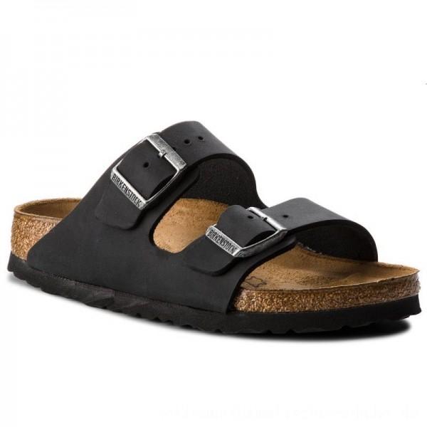 Birkenstock Pantoletten Arizona Bs 0552113 Black [Sale]