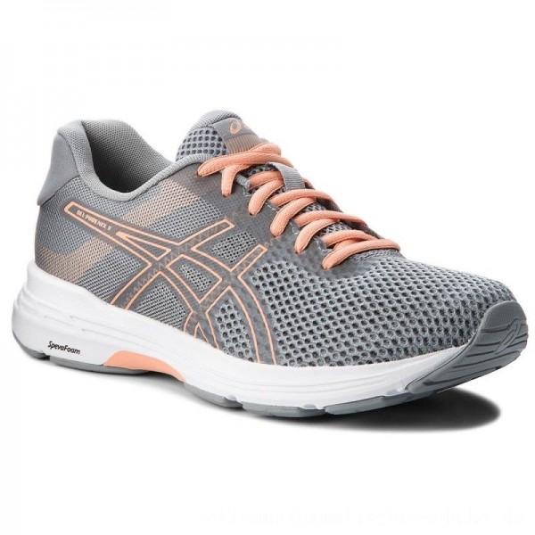 Asics Schuhe Gel-Phoenix 9 T872N Stone Grey/Mojave 020 [Outlet]