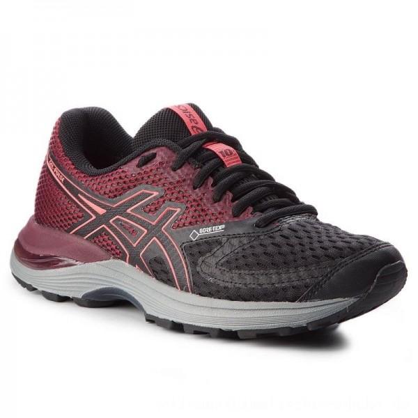 Asics Schuhe Gel-Pulse 10 G-Tx GORE-TEX 1012A009 Black/Black 001 [Sale]