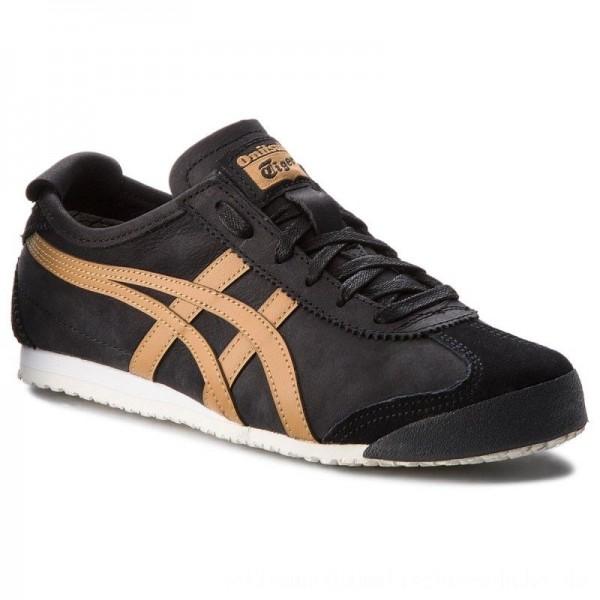Asics Sneakers ONITSUKA TIGER Mexico 66 1183A198 Black/Caravan 001 [Sale]