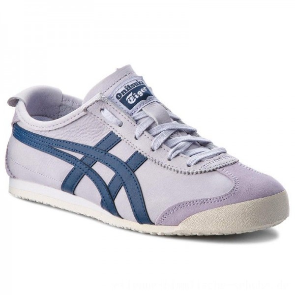 Asics Sneakers ONITSUKA TIGER Mexico 66 1183A198 Lilac Opal/Midnight Blue 400 [Outlet]